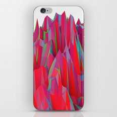 Cristal Mountain  iPhone & iPod Skin