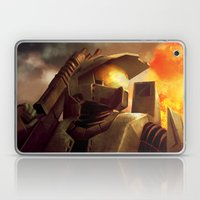 Epic Halo Spartan Laptop & iPad Skin