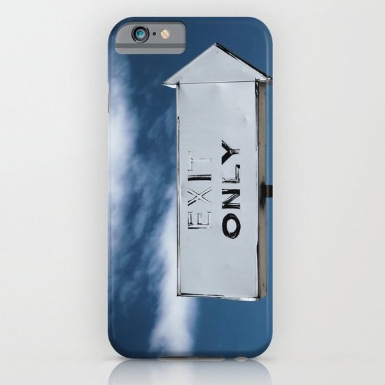 Exit Only iPhone & iPod Case