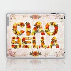Ciao Bella Laptop & iPad Skin