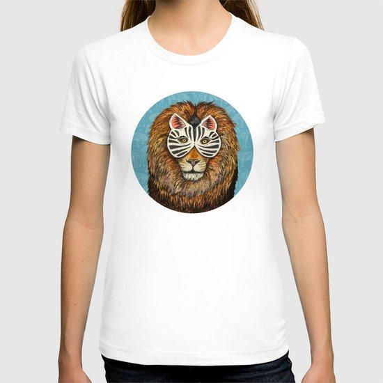 ZebraLion T-shirt