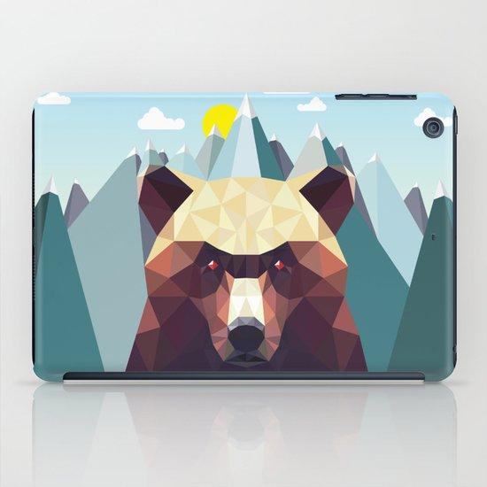 Bear Mountain  iPad Case
