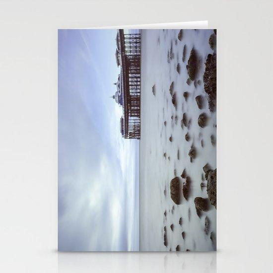 Llandudno Pier Stationery Card