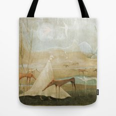 Finding Solace Tote Bag