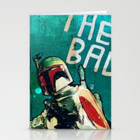 The Good, The Bad & The … Stationery Cards