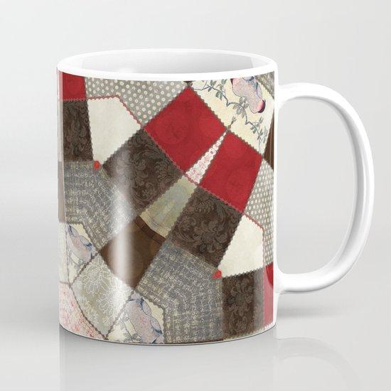Ravenwood Patchwork Star Mug