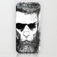 Lion Man iPhone 6 Slim Case