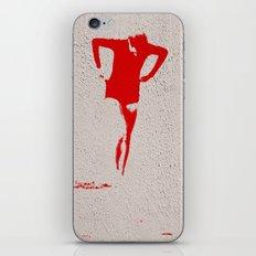 Woman Emerging (j) iPhone & iPod Skin