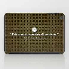 This Moment iPad Case
