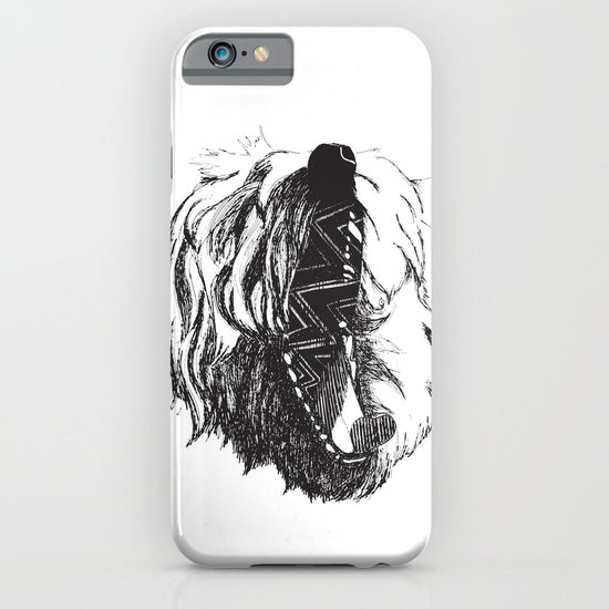 Yawning George iPhone & iPod Case
