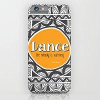QUOTWAIN (1 of 4) - DANCE V1 iPhone 6 Slim Case