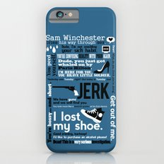 Supernatural - Sam Winch… iPhone 6 Slim Case