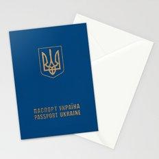 Ukrainian Stationery Cards