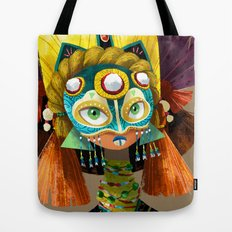Part Of A Tribe Tote Bag