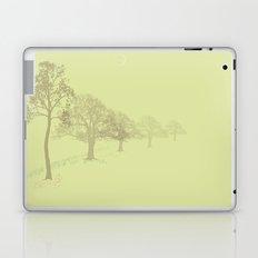 Misty Trees Laptop & iPad Skin