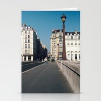 Perfect Day In Paris - I… Stationery Cards