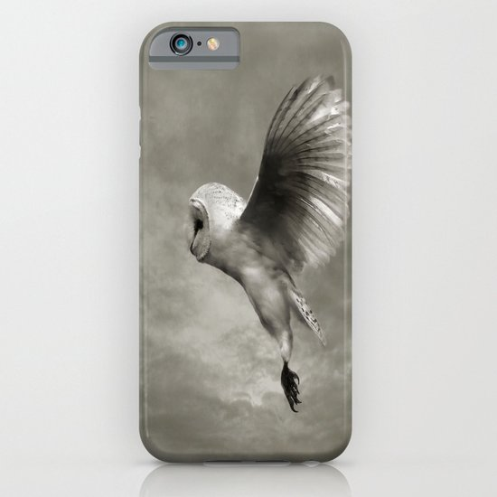 """Night Owl II"" iPhone & iPod Case"
