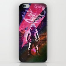 Space Oddity iPhone & iPod Skin