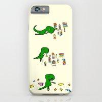 Tim the T Rex iPhone 6 Slim Case