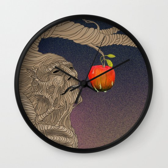 Tantalus Wall Clock