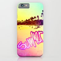 Summer Dreams iPhone 6 Slim Case