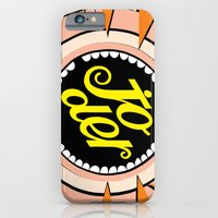 iPhone & iPod Case featuring Joder !!!!  (fuck!) by Ivan Solbes