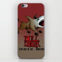 Bull Shark Version 2 Animal Series by RonkyTonk iPhone & iPod Skin