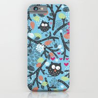 owls iPhone & iPod Cases featuring Owls. by panova