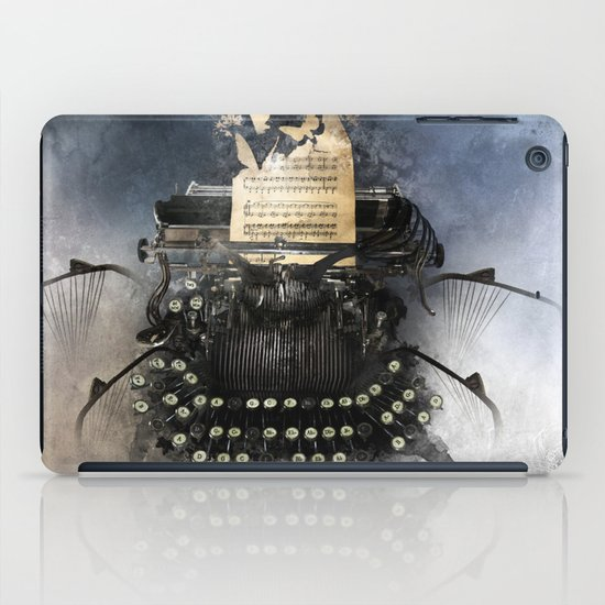 Piandemonium - Writers' Waltz iPad Case