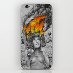 The Crazy One iPhone & iPod Skin