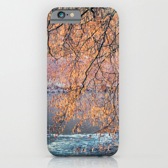by the River iPhone & iPod Case