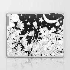 Cartoon Night Laptop & iPad Skin