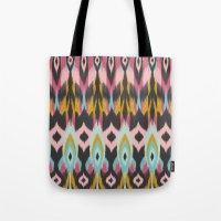 Bohemian Tribal Tote Bag