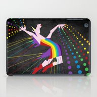 Unicorn Rainbow Maker V0… iPad Case