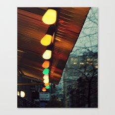 Caminando por New York Canvas Print