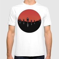 The Rust Coloured Soil: … Mens Fitted Tee White SMALL