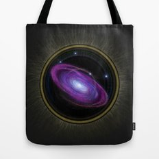 Space Travel - Painting Tote Bag