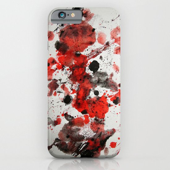 Acryl-Abstrakt 29 iPhone & iPod Case