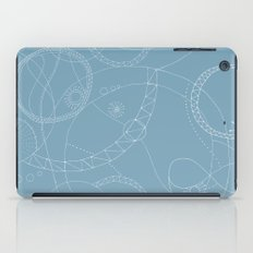Cosmic Chatter iPad Case