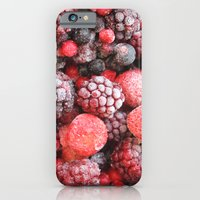 Frozen Berries iPhone 6 Slim Case