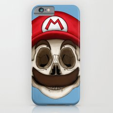 Stack's Skull Sunday No. 10 (Mario) Slim Case iPhone 6s
