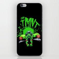 the tmnt iPhone & iPod Skin