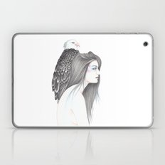Eagle Woman Laptop & iPad Skin