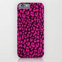 Pink Black Leopard iPhone & iPod Case