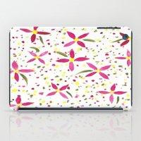 Petals and Joy iPad Case