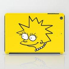 Little Lisa iPad Case