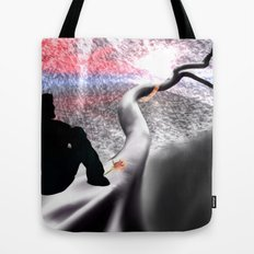 THE SNAKE'S HISS Tote Bag