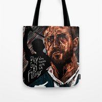 Only God Forgives Tote Bag