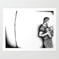 Via Dell'Amore Art Print