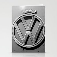 VW Mo. Stationery Cards